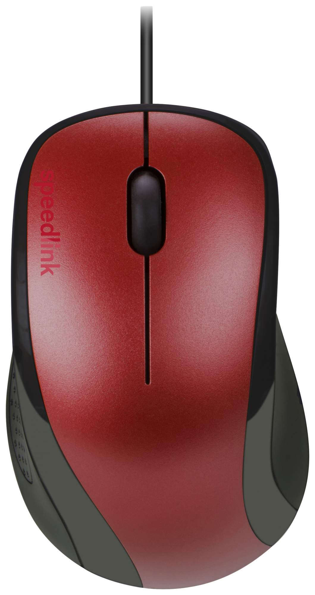 Проводная мышка SPEED-LINK Kappa Red/Black (SL-610011-RD)