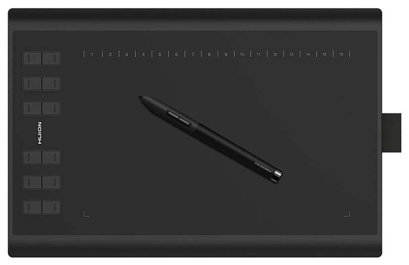 Графический планшет Huion NEW 1060 PLUS