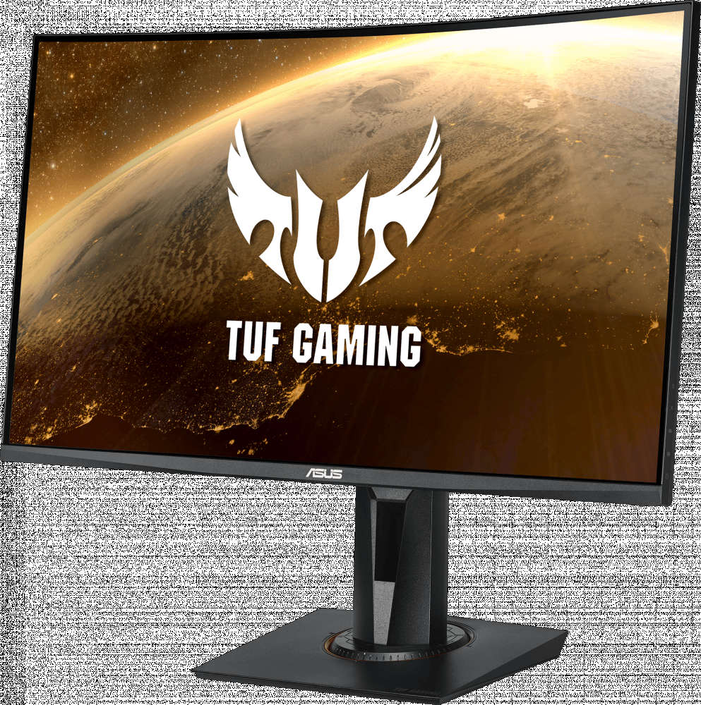 Монитор ASUS Gaming VG27VQ Black Сurved