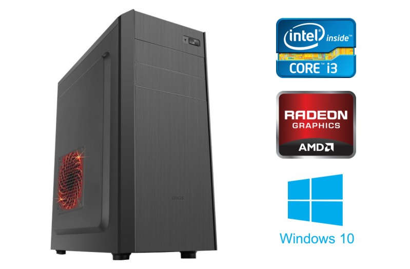 Системный блок на Core i3 TopComp PG 7911407