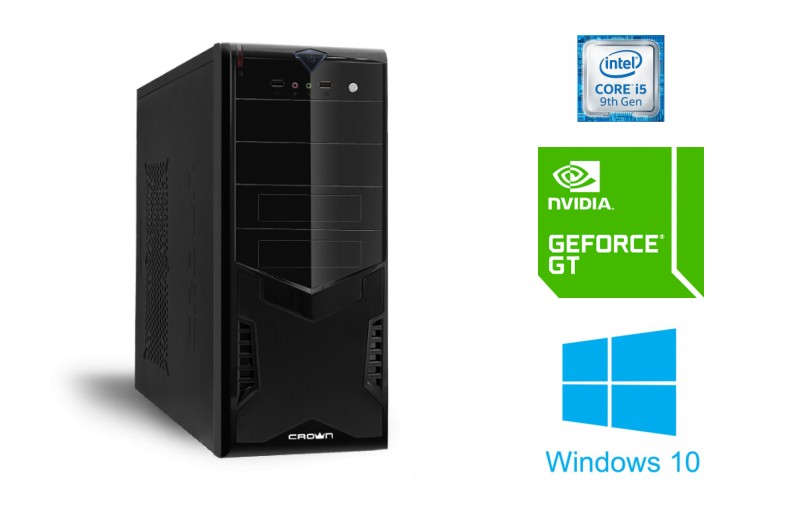 Системный блок на Core i5 TopComp PG 7883263