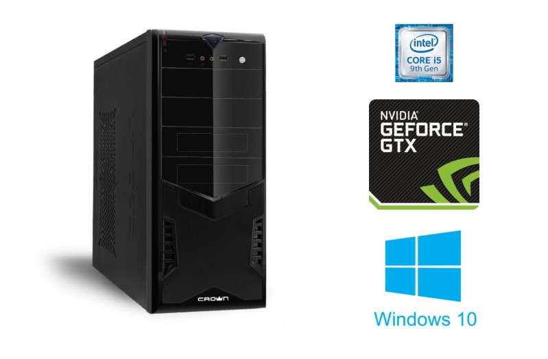Системный блок на Core i5 TopComp PG 7891911