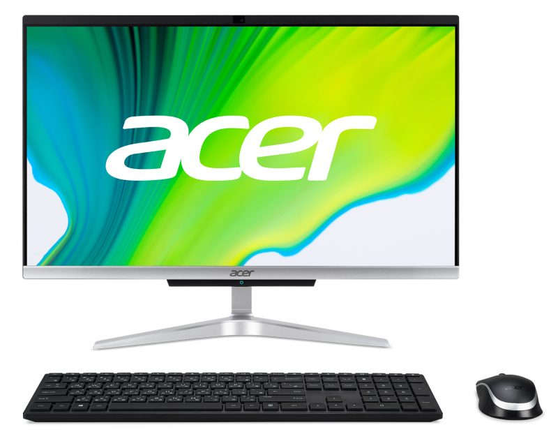 Моноблок Acer Aspire C24-963 (DQ.BERER.00A) Silver/Black