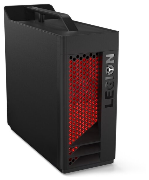 Игровой компьютер Lenovo Legion T530-28APR (90JY002HRS) Midi-Tower/AMD Ryzen 5 2400G/8 ГБ/128 ГБ SSD+1 ТБ HDD/AMD Radeon RX 570/Windows 10 Home