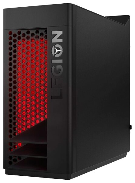 Игровой компьютер Lenovo Legion T530-28ICB (90JL00JLRS) Mini-Tower/Intel Core i3-8100/8 ГБ/256 ГБ SSD+1 ТБ HDD/NVIDIA GeForce GTX 1050/Windows 10 Home