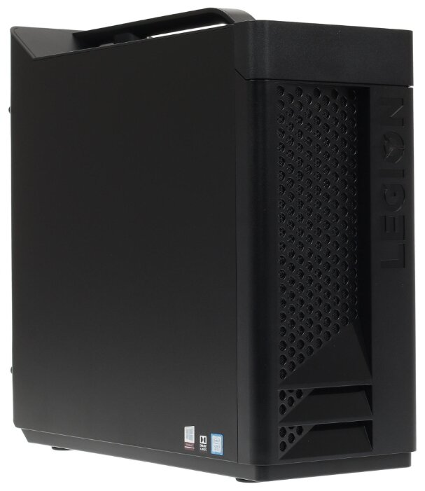 Игровой компьютер Lenovo Legion T530-28ICB (90L300H6RS) Midi-Tower/Intel Core i5-9400F/16 ГБ/256 ГБ SSD+1 ТБ HDD/NVIDIA GeForce RTX 2060 SUPER/DOS