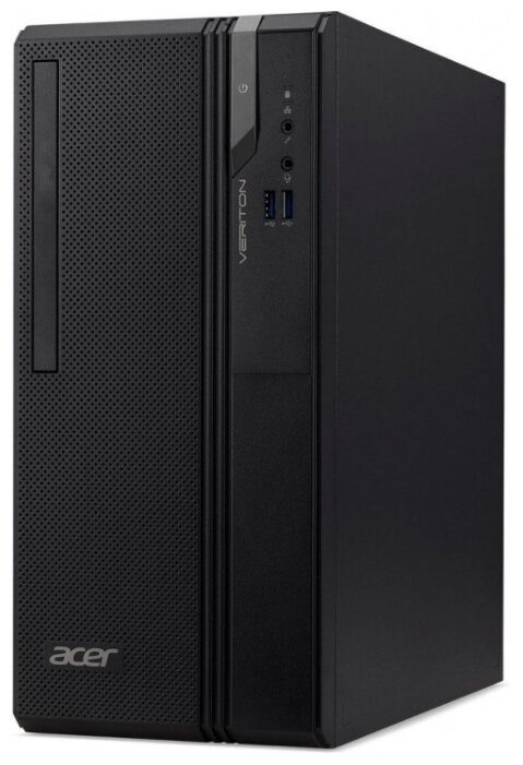 Настольный компьютер Acer Veriton ES2730G (DTVS2ER024) Mini-Tower/Intel Core i5-8400/4 ГБ/128 ГБ SSD/Intel UHD Graphics 630/Windows 10 Home