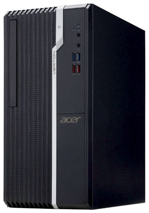 Настольный компьютер Acer Veriton S2660G (DTVQXER088) Midi-Tower/Intel Core i5-9400/8 ГБ/256 ГБ SSD/Intel UHD Graphics 630/Windows 10 Pro