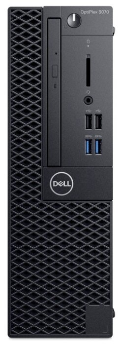 Настольный компьютер DELL OptiPlex 3070 SFF (3070-1915) Intel Core i5-9500/8 ГБ/1 ТБ HDD/Intel UHD Graphics 630/Linux
