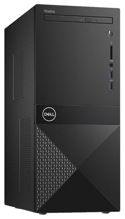 Настольный компьютер DELL Vostro 3671 (3671-2257) Mini-Tower/Intel Core i5-9400/8 ГБ/1 ТБ HDD/Intel UHD Graphics 630/Ubuntu