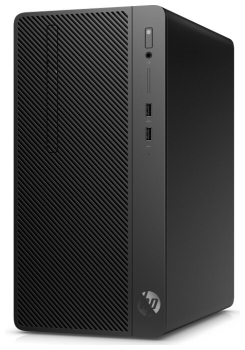 Настольный компьютер HP 290 G2 MT (3ZD15EA) Micro-Tower/Intel Core i3-8100/4 ГБ/128 ГБ SSD/Intel UHD Graphics 630/Windows 10 Pro