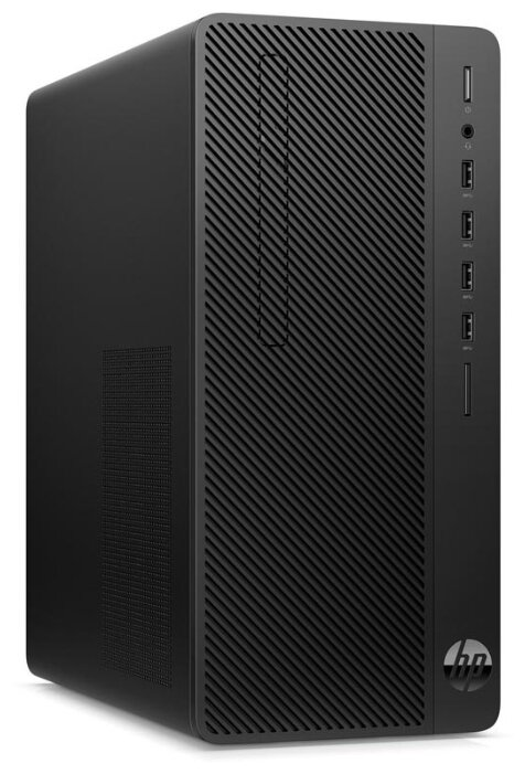 Настольный компьютер HP 290 G3 MT (8VR60EA) Micro-Tower/Intel Core i5-9500/8 ГБ/1 ТБ HDD/Intel UHD Graphics 630/Windows 10 Pro