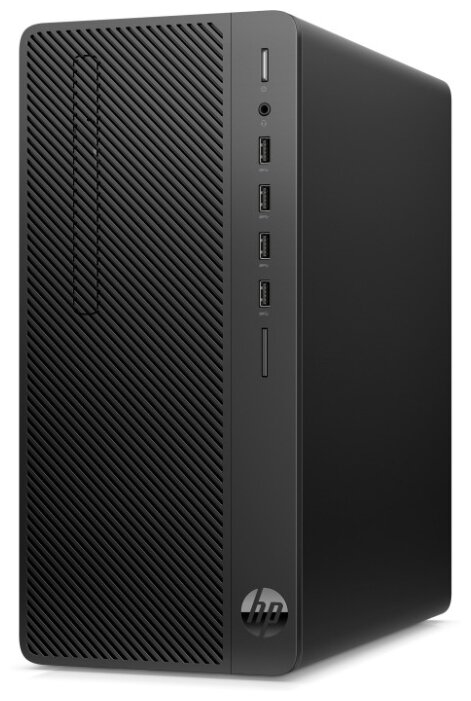 Настольный компьютер HP 290 G3 MT (9UF83ES) Mini-Tower/Intel Core i3-9100/8 ГБ/1 ТБ HDD/Intel UHD Graphics 630/Windows 10 Pro