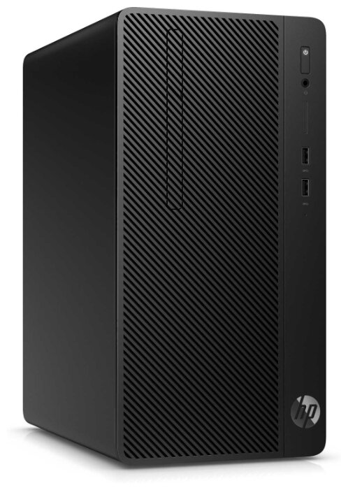 Настольный компьютер HP 290 G3 MT (9UF86ES) Micro-Tower/Intel Pentium Gold G5420/8 ГБ/256 ГБ SSD/Intel UHD Graphics 610/DOS