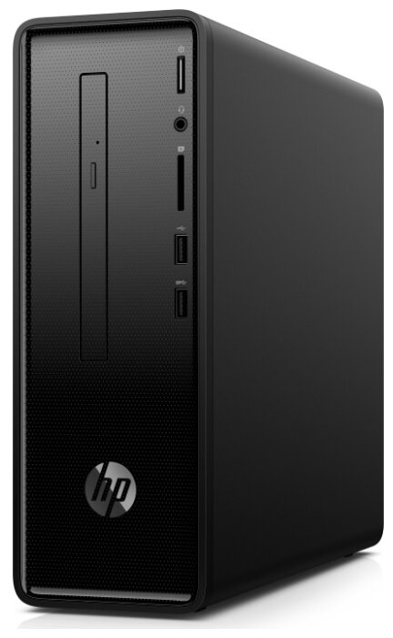 Настольный компьютер HP 290-p0004ur (4GM09EA) Micro-Tower/Intel Pentium Gold G5400/4 ГБ/500 ГБ HDD/Intel UHD Graphics 610/Windows 10 Home