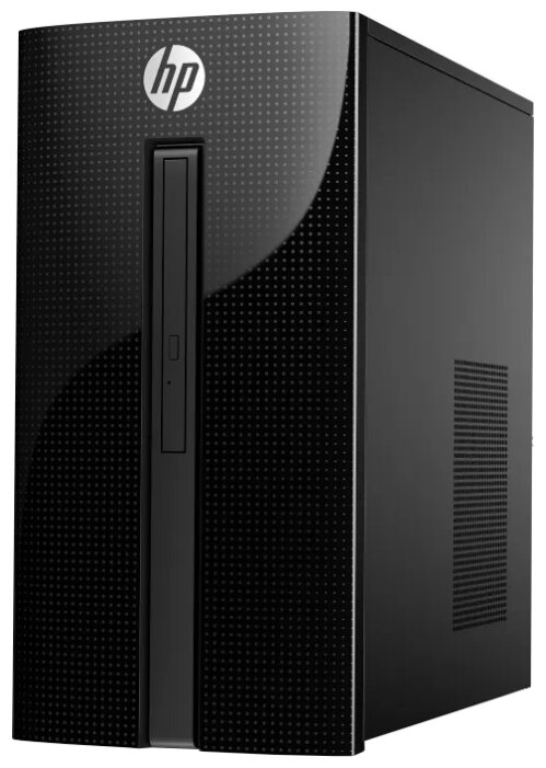 Настольный компьютер HP 460-a202ur (4UF87EA) Mini-Tower/Intel Celeron J3060/4 ГБ/500 ГБ HDD/Intel HD Graphics 400/Windows 10 Home