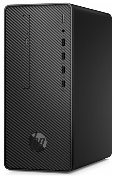 Настольный компьютер HP Desktop Pro G2 MT (6BD94EA) Micro-Tower/Intel Core i5-8400H/4 ГБ/1 ТБ HDD/Intel UHD Graphics 630/ОС не установлена