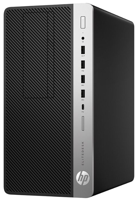 Настольный компьютер HP EliteDesk 705 G4 MT (7QN83EA) Mini-Tower/AMD Ryzen 7 PRO 2700/8 ГБ/256 ГБ SSD/NVIDIA GeForce RTX 2060/Windows 10 Pro