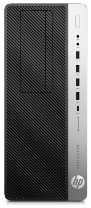 Настольный компьютер HP EliteDesk 800 G5 (7PF15EA) Mini-Tower/Intel Core i7-9700/32 ГБ/512 ГБ SSD/NVIDIA GeForce RTX 2060/Windows 10 Pro