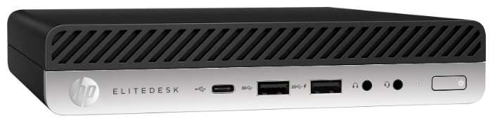 Настольный компьютер HP EliteDesk 800 G5 (7PF48EA) Tiny-Desktop/Intel Core i7-9700/16 ГБ/512 ГБ SSD/Intel UHD Graphics 630/Windows 10 Pro