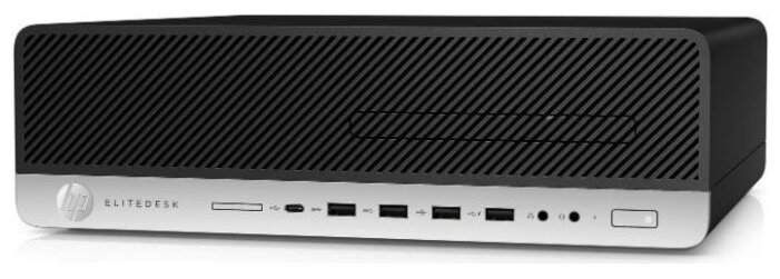 Настольный компьютер HP EliteDesk 800 G5 (7XM03AW) Slim-Desktop/Intel Core i5-9500/16 ГБ/512 ГБ SSD/Intel UHD Graphics 630/Windows 10 Pro