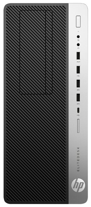 Настольный компьютер HP EliteDesk 800 G5 (9PJ36ES) Mini-Tower/Intel Core i5-9500/8 ГБ/256 ГБ SSD/Intel UHD Graphics 630/DOS