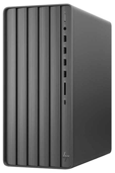 Настольный компьютер HP Envy TE01-0008ur (8KE79EA) Mini-Tower/Intel Core i5-9400F/16 ГБ/512 ГБ SSD/NVIDIA GeForce RTX 2060/Windows 10 Home
