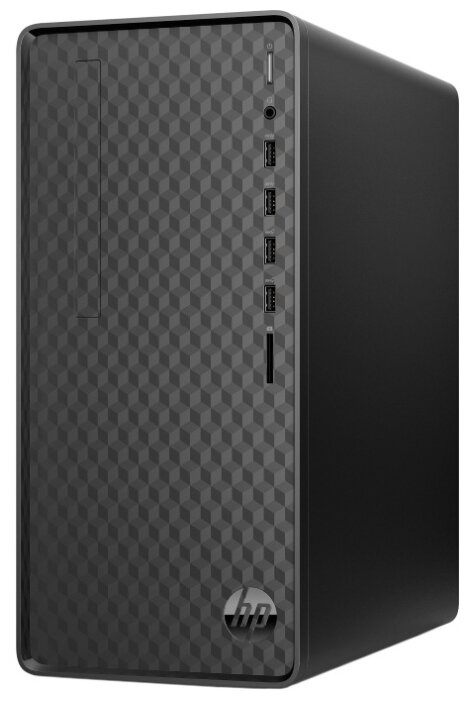 Настольный компьютер HP M01-D0030ur (8KF00EA) Mini-Tower/Intel Core i3-8100/4 ГБ/256 ГБ SSD/Intel UHD Graphics 630/Windows 10 Home