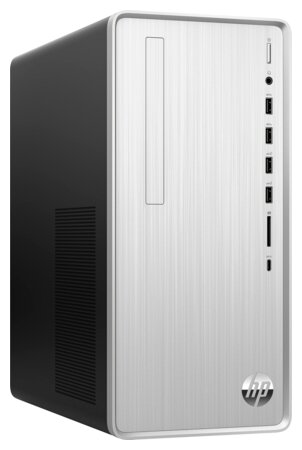 Настольный компьютер HP Pavillion TP01-0019ur (8KE41EA) Mini-Tower/AMD Ryzen 3 3200G/8 ГБ/256 ГБ SSD/AMD Radeon RX 550/Windows 10 Home