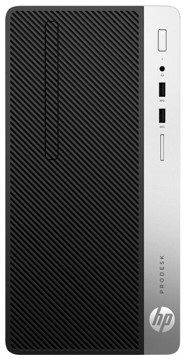 Настольный компьютер HP ProDesk 400 G6 МТ (7EL82EA) Micro-Tower/Intel Core i7-9700/8 ГБ/256 ГБ SSD/Intel UHD Graphics 630/Windows 10 Pro