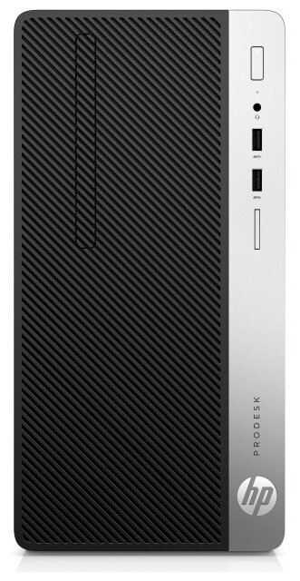 Настольный компьютер HP ProDesk 400 G6 MT (7EL83EA) Micro-Tower/Intel Core i7-9700/8 ГБ/256 ГБ SSD/Intel UHD Graphics 630/Windows 10 Pro
