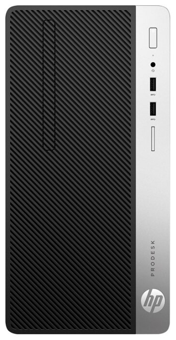 Настольный компьютер HP ProDesk 400 G6 МТ (7EL84EA) Micro-Tower/Intel Core i7-9700/8 ГБ/512 ГБ SSD/Intel UHD Graphics 630/Windows 10 Pro