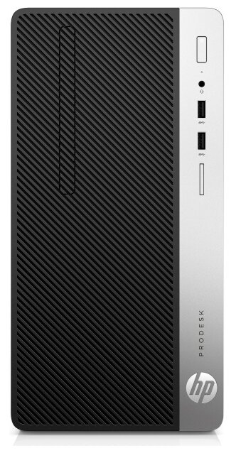 Настольный компьютер HP ProDesk 400 G6 MT (7EM13EA) Micro-Tower/Intel Core i5-9500/8 ГБ/256 ГБ SSD/Intel UHD Graphics 630/Windows 10 Pro