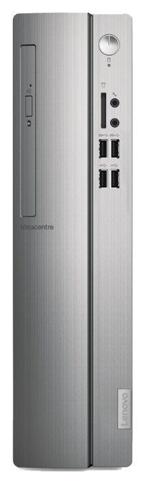 Настольный компьютер Lenovo IdeaCentre 310S-08IGM (90HX001URS) Mini-Tower/Intel Celeron J4005/4 ГБ/1 ТБ HDD/Intel UHD Graphics 600/DOS