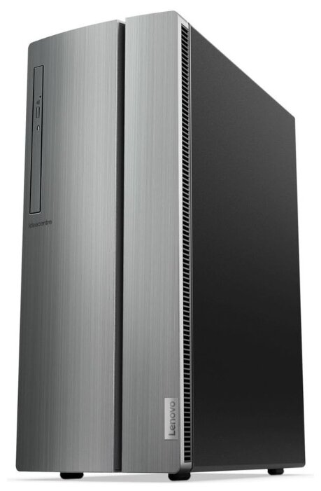 Настольный компьютер Lenovo Ideacentre 510-15ICK (90LU003ARS) Mini-Tower/Intel Core i7-9700/8 ГБ/1 ТБ HDD/NVIDIA GeForce GTX 1650/DOS