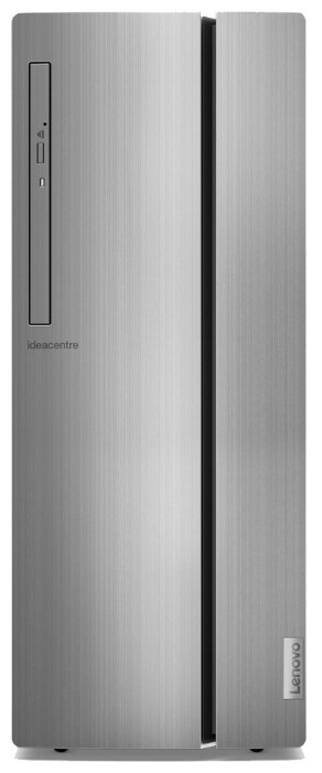Настольный компьютер Lenovo Ideacentre 510-15ICK (90LU003HRS) Mini-Tower/Intel Core i3-9100/8 ГБ/1 ТБ HDD/NVIDIA GeForce GTX 1650/DOS
