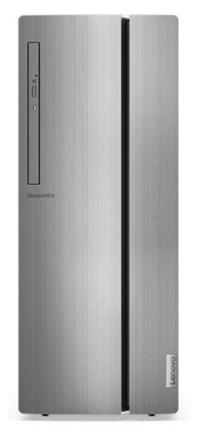 Настольный компьютер Lenovo Ideacentre 510-15ICK (90LU003VRS) Mini-Tower/Intel Core i5-9400F/8 ГБ/1 ТБ HDD/NVIDIA GeForce GTX 1650/Windows 10 Home