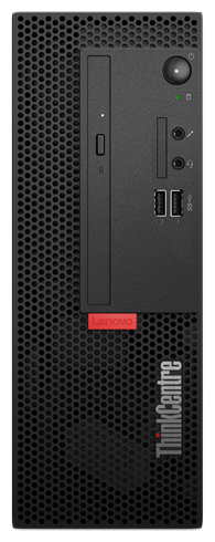 Настольный компьютер Lenovo ThinkCentre M720e SFF (11BD006BRU) Intel Core i5-9400/8 ГБ/256 ГБ SSD+1 ТБ HDD/Intel UHD Graphics 630/ОС не установлена
