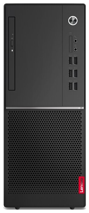 Настольный компьютер Lenovo V530-15ICB (10TV007JRU) Mini-Tower/Intel Core i3-9100/8 ГБ/256 ГБ SSD/Intel UHD Graphics 630/Windows 10 Pro