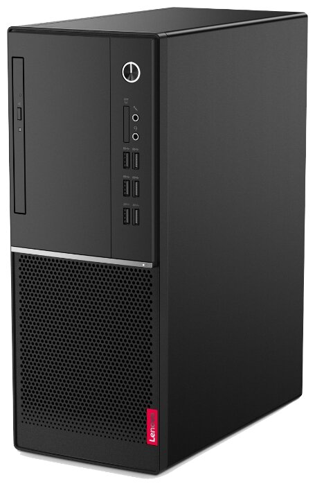 Настольный компьютер Lenovo V530-15ICR (11BH003YRU) Mini-Tower/Intel Core i3-8100/8 ГБ/256 ГБ SSD/Intel UHD Graphics 630/DOS