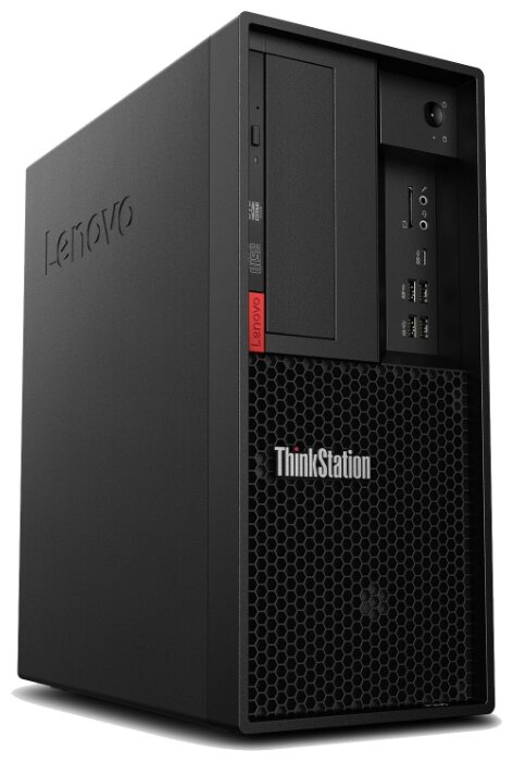 Рабочая станция Lenovo ThinkStation P330 Gen2 (30CY0031RU) Mini-Tower/Intel Core i7-9700/8 ГБ/1 ТБ HDD/Intel UHD Graphics 630/Windows 10 Pro
