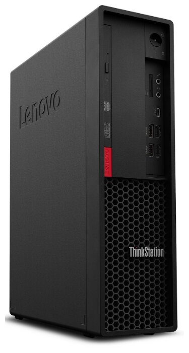 Рабочая станция Lenovo ThinkStation P330 SFF (30C70008RU) Intel Core i7-8700/8 ГБ/256 ГБ SSD/Intel UHD Graphics 630/Windows 10 Pro