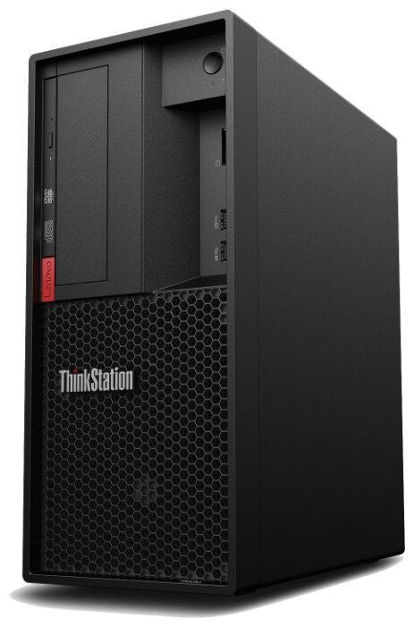 Рабочая станция Lenovo ThinkStation P330 Tower (30C5002RRU) Mini-Tower/Intel Core i7-8700/16 ГБ/256 ГБ SSD/NVIDIA Quadro P2000/Windows 10 Pro