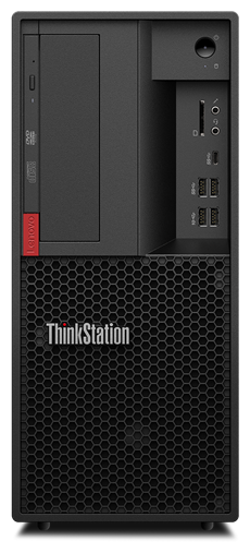 Рабочая станция Lenovo ThinkStation P330 Tower Gen 2 (30CY003PRU) Mini-Tower/Intel Core i7-9700/16 ГБ/256 ГБ SSD/NVIDIA Quadro P1000/Windows 10 Pro