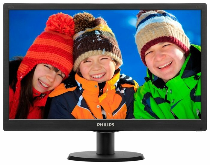 Монитор Philips 203V5LSB26 195""