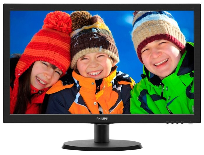 Монитор Philips 223V5LHSB2 215""