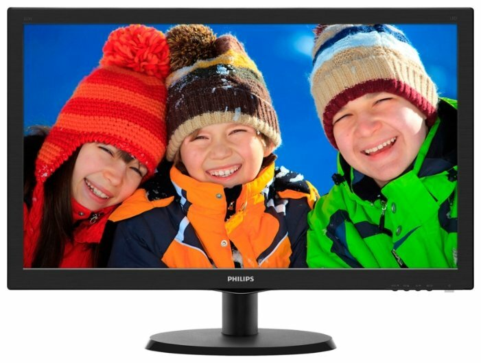 Монитор Philips 223V5LSB2 215""