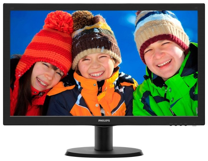 Монитор Philips 243V5LHSB 236""