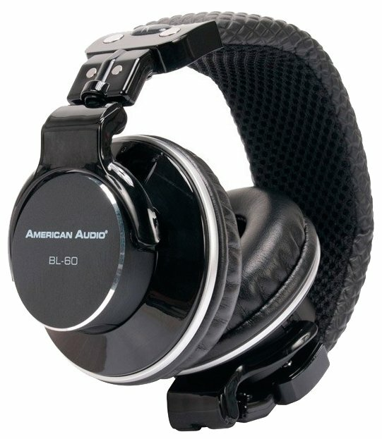 Наушники American Audio BL-60