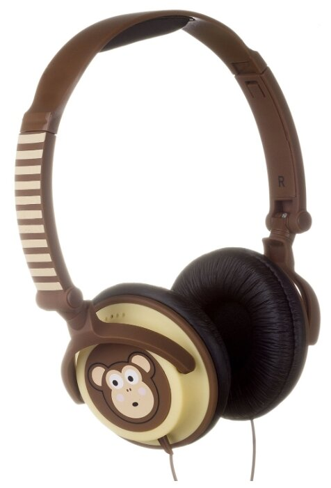 Наушники My Doodles Monkey On-ear